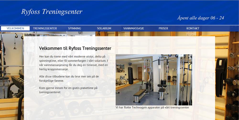 Ryfoss treningssenter